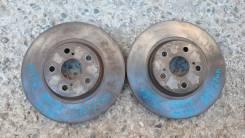 Тормозные диски перед (ПАРА 275х28мм) на Toyota Celica ST202