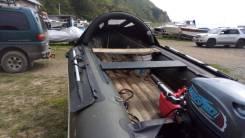 Продается моторная лодку  Баракуда
