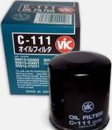 Фильтр масляный VIC Toyota VZ/JZ/MZ/RZ/TZ VIC C111
