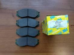 Колодки тормозные передние mitsubishi