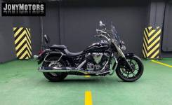 Yamaha XVS 950 Midnight Star, 2011