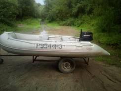 Лодка пвх Badger 370 Sport Line