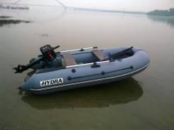 Продам лодку Hydra - 305S с мотором Golfstream (Parsun) T 5 ВМS
