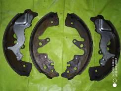 Колодки задние барабанные на Subaru Impreza GH2 GH3 2007-2011г