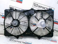 Диффузор радиатора в сборе Toyota Camry ACV40 2006 г.