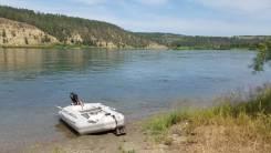 Лодка ПВХ Badger Lake Line 265