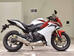 Honda CBR 600F, 2013