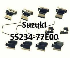 Зажим тормозной колодки. Комплект монтажный. Suzuki