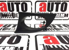 Оправа туманки левая Honda FIT/JAZZ GD#