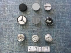 Колпачки центральные на диски (№4313)