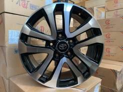Новые диски на Toyota Land Cruiser 200 Excalibur