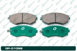 Колодки тормозные перед Nissan Primera P11 / Bluebird U14 / Avenir W10 G-Brake GP01092