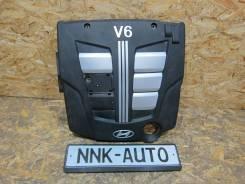 Крышка двигателя Hyundai Coupe Tiburon GK 2.7