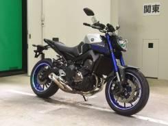 Yamaha MT-09A, 2014