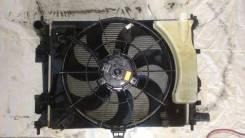 Вентилятор охл. дв. в сб. с бачком Hyundai Solaris 2010-