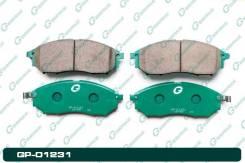 Колодки тормозные FR Nissan Murano Z50 / Z51 Pathfinder R51 G-Brake GP01231, правый передний