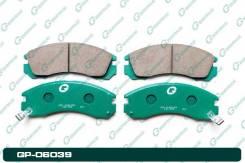 Колодки тормозные перед Mitsubishi Airtrek / Outlander 03-06 Gbrake GP06039