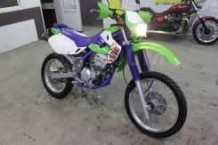 Kawasaki KLX 250, 1990