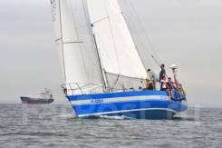 Продам круизно-гоночную парусную яхту