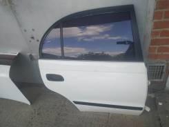 Дверь Toyota Corona 190 92-2001 Carina E правая задняя