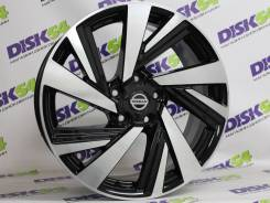 Новые диски 5x114.3 на Nissan Монтаж В Подарок !
