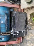 Радиатор ДВС и радиатор кондиционера Mazda CX-3