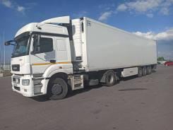 КАМАЗ 5490-S5 тягач б/у (АКПП, 2017г., 430 000 км.), 2017