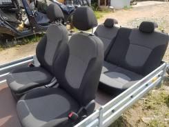Комплект сидений с подогревом Hyundai Solaris 2013г