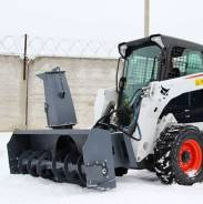 Новый снегоочиститель для Case