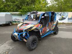 BRP Can-Am Maverick Max X RS, 2013