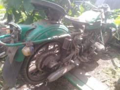 Мотоцикл Урал на запчасти 5000р
