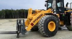 Новые вилы 5000 кг для фронтального погрузчика