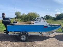Продам моторная лодка Прогресс4
