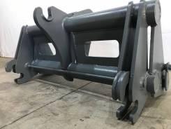 Механический квик каплер для фронтальных погрузчиков