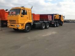 КАМАЗ 65116-6912-48 тягач Евро 5, 2021