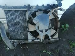 Радиатор охлаждения двигателя Nissan Presea 1991