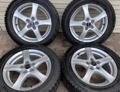 Отличные диски Borbet на Audi, Volkswagen, Skoda. Без пр РФ.