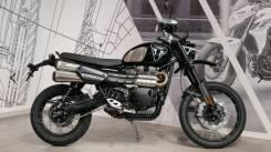 Triumph Scrambler 1200, 2021