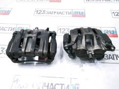 Суппорт тормозной передний левый Honda CR-V RM1 2012 г