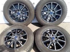 Комплект литых дисков Smack на шинах 205/65R15 Bridgestone