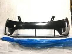 Бампер передний для Kia RIO 3 2011-2015 Дорестайлинг