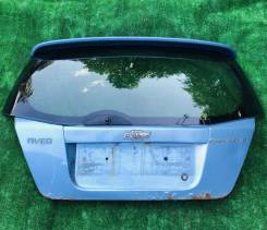 Крышка (дверь) багажника Chevrolet Aveo (T200) 2003-2008 [96541113,96476670,96540837]