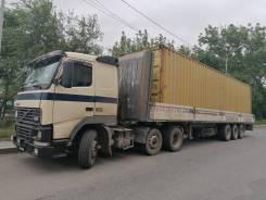 Перевозка контейнеров, услуги длинномера по городу и краю