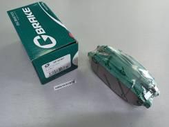 Колодки тормозные G-Brake Gp-01267