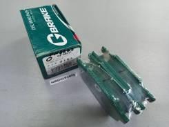 Колодки тормозные G-Brake Gp-05011