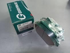 Колодки тормозные G-Brake Gp-01247