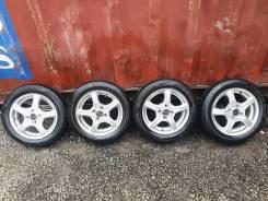 Колеса Jawa с резиной Bridgestone Ecopia NH100C 155/65 R14