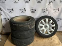 Комплект дисков с резиной Nissan Teana J32 215/55/17