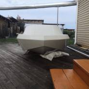 Водометный катер лодка по типу Jet baggy dinghy
