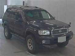 Кузов Nissan Terrano TR50 (ZD30DDTi)